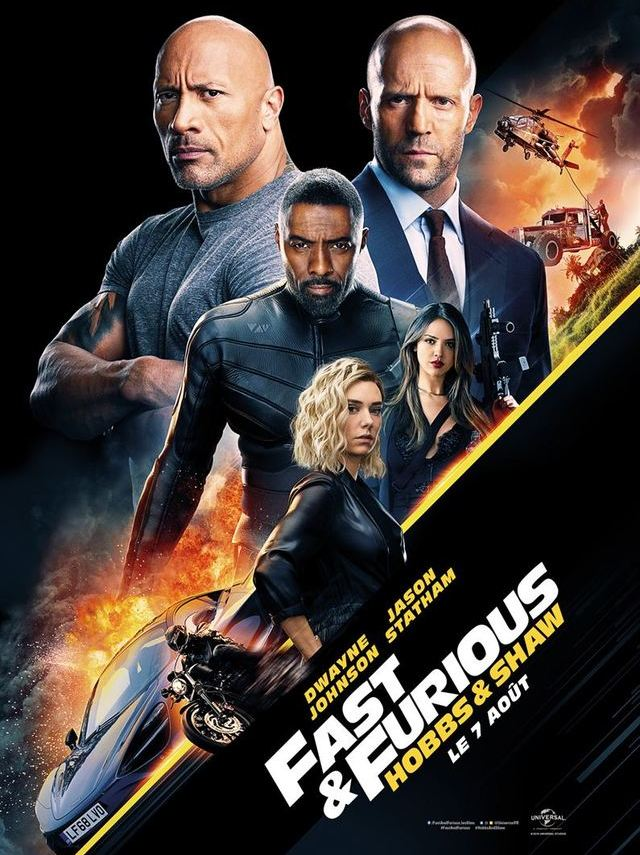 Fast and Furious : Hobbs and Shaw