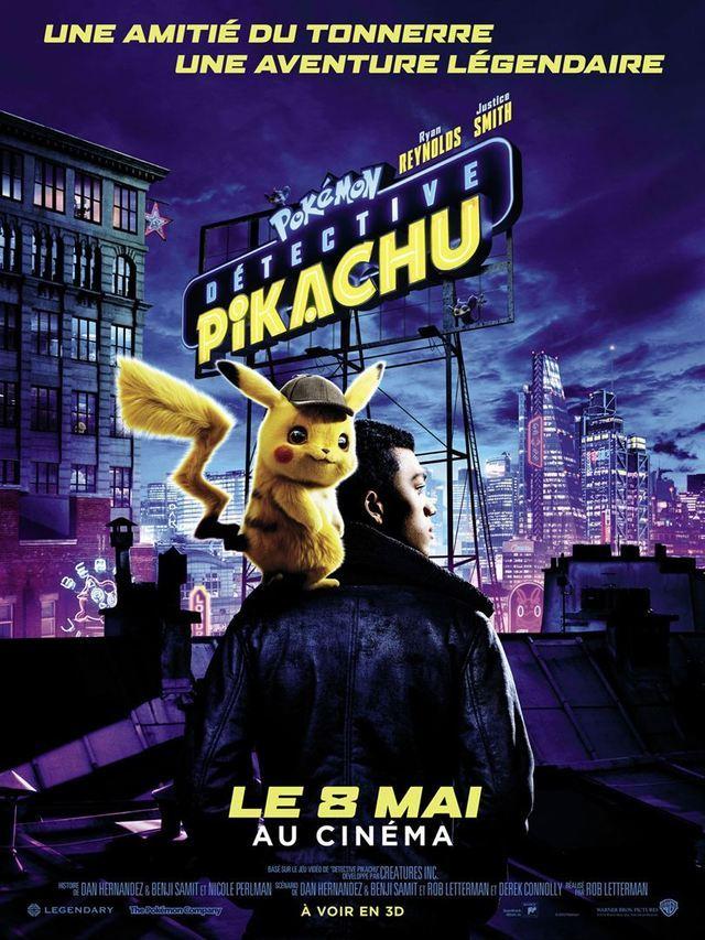 Pokiemon Detective Pikachu