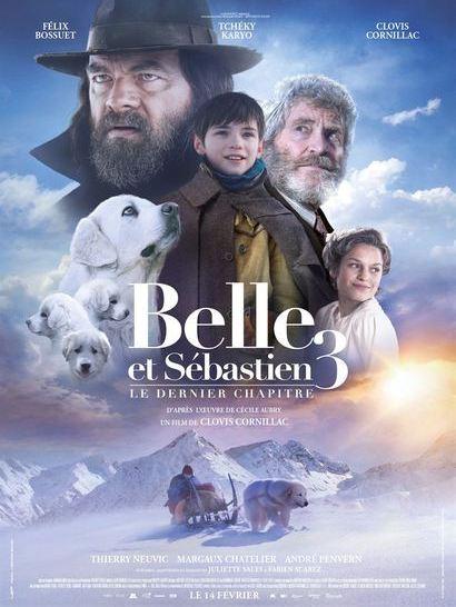 Belle et Sébastien : le dernier chapitre
