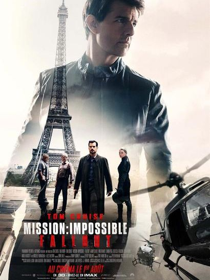 Mission Impossible :l Fallout