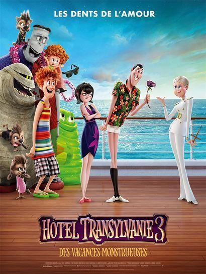 Hotel Transylvanie 3 : Vacances Monstrueuses
