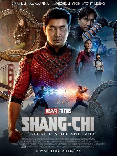 Shang-Shi et la légende des 10 anneaux